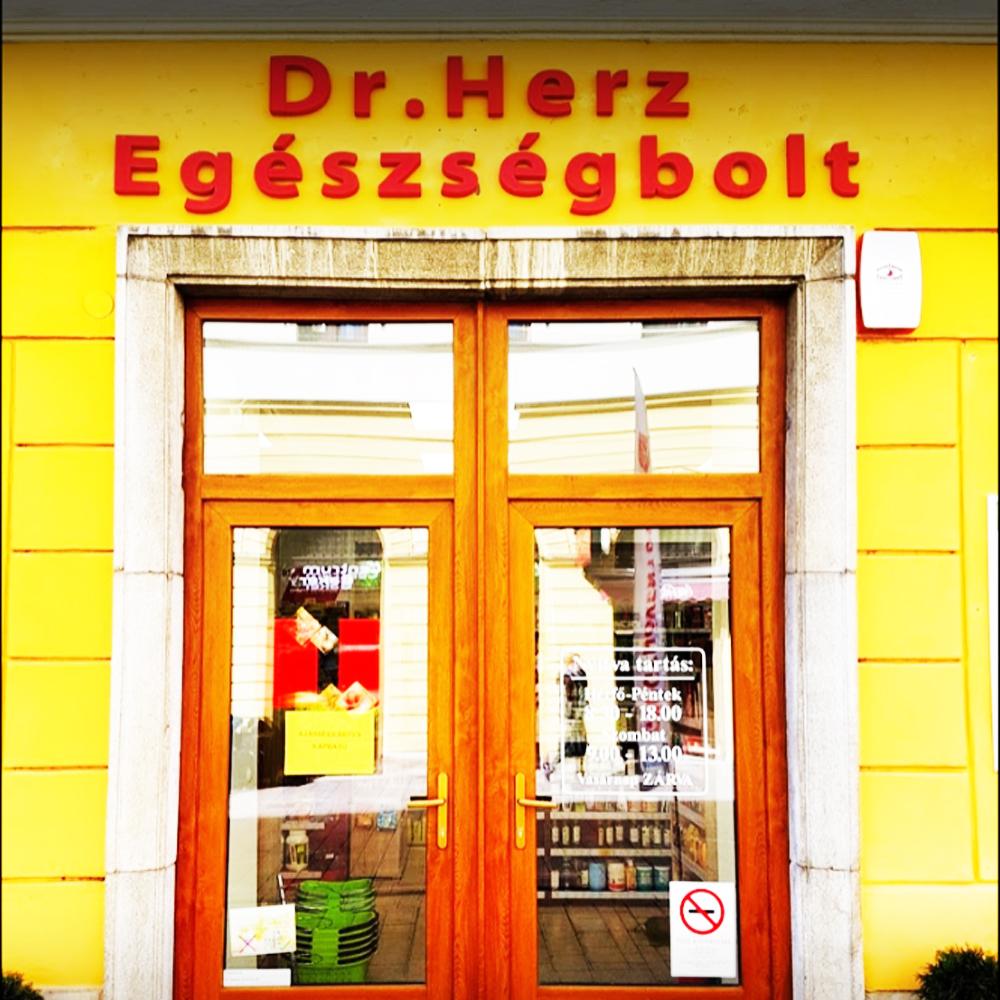 Dr.Herz Egészségbolt Irgalmas